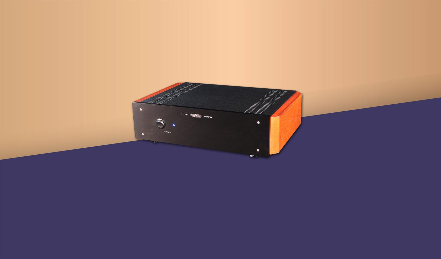 Z-100 Stereo Power Amplifier