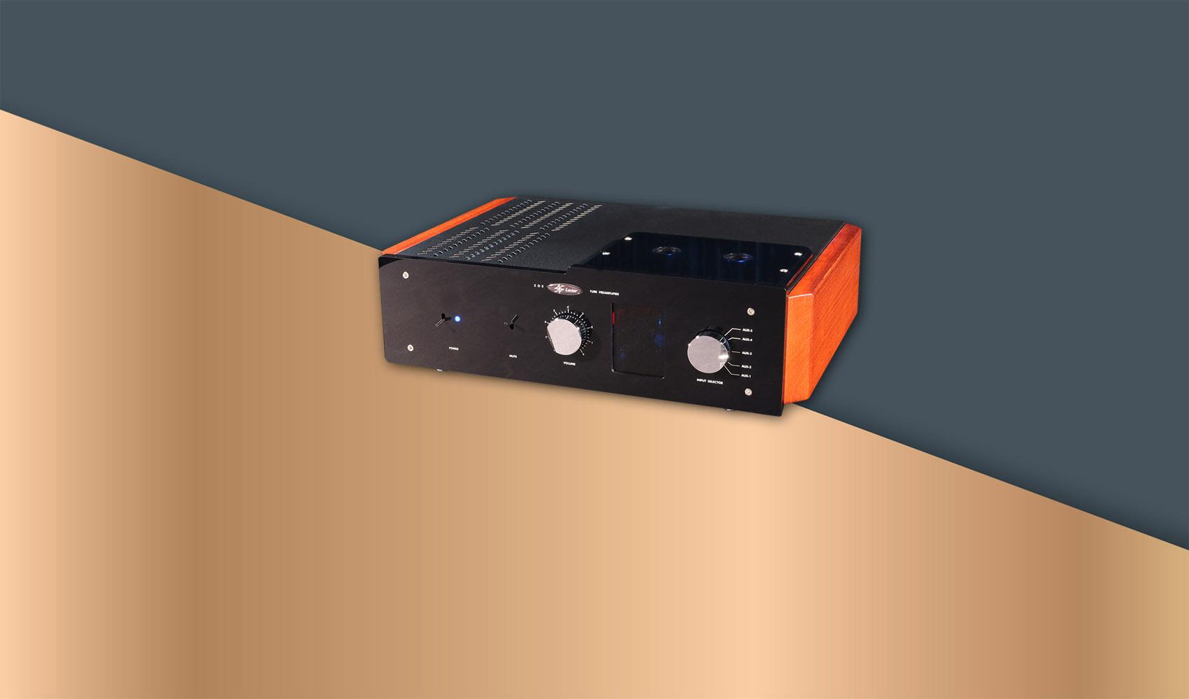 ZOE Stereo Line Tube Shunt-Parallel Preamplifier