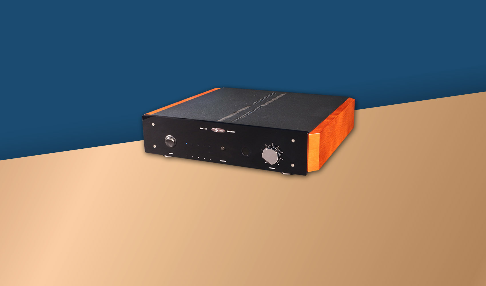 ZAX-120 Stereo Line Integrated Amplifier